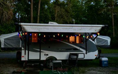 Runaway Water, Solitude, and Camping